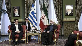 Στο Ιράν ο Αλέξης Τσίπρας – Συνάντηση με Ροχανί και υπογραφή συμφωνιών