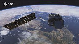 ESA's Sentinel-3 full speed ahead for lift-off