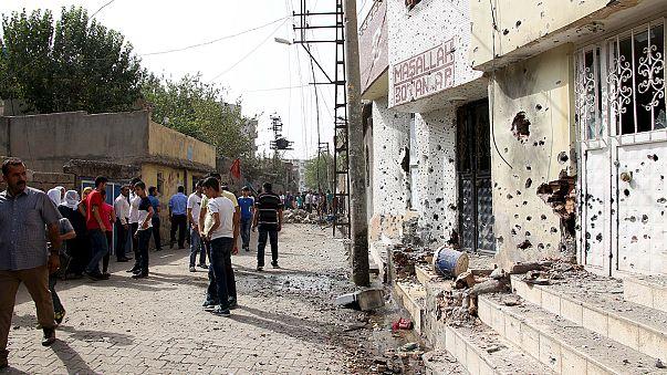 Spontane Proteste wegen der Toten im türkischen Cizre