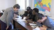 Refugees in Hungary offered classes to speed integration
