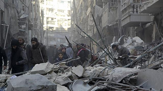Syria conflict: UN report denounces 'state policy of extermination'