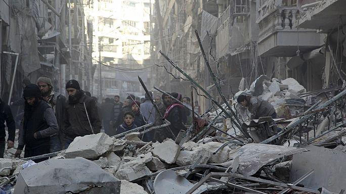 A szíriai polgárháború összes résztvevője követett el háborús és emberiesség elleni bűnöket