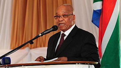 Afrique du Sud /« Nkandlagate » : Zuma se défend au Parlement