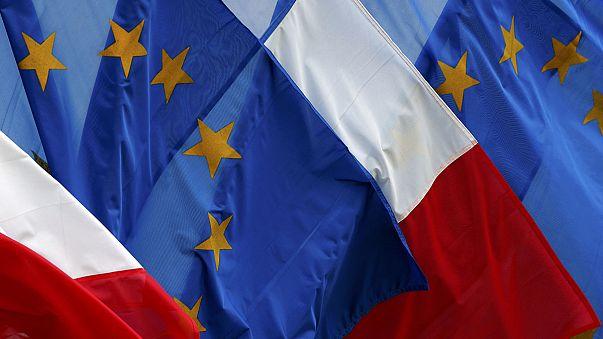 Frankreichs Wirtschaft nimmt Anlauf