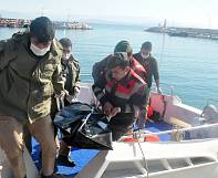 Turkey: at least 27 migrants drown as boat sinks off coast near Edremit