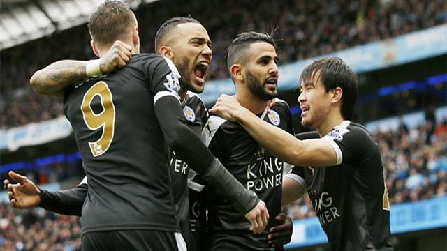 Manchester City outfoxed by fellow title contenders Leicester