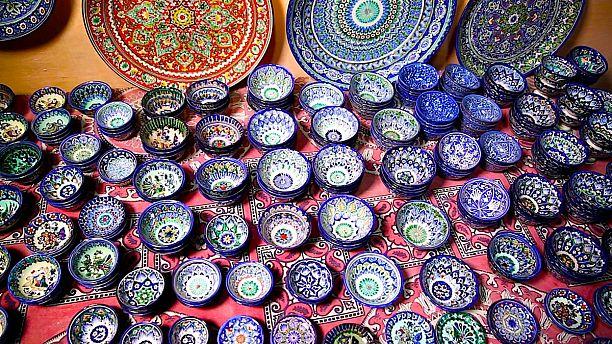 Inside a ceramic master's workshop