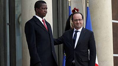 "Burundi Crisis: President Lungu and Hollande advocate ""inclusive dialogue"""