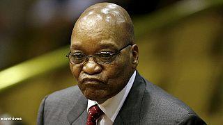 Güney Afrika Devlet Başkanı Zuma evinin inşaatı için kamu bütçesi kullanmakla suçlanıyor