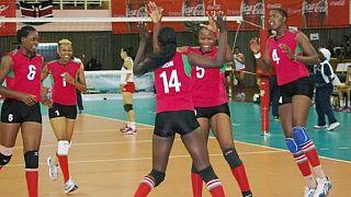 Le volleyball Dame se donne rendez-vous au Kenya