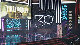 Story of a reunited friendship, 'Truman' triumphs at Spain's Goya Awards