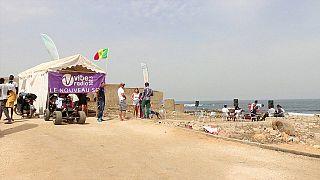 Dakar : lancement de la 7ème édition du Rip Curl Africa Tour