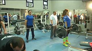 Egypt: Female weightlifting trainer leads the discipline usually reserved for men