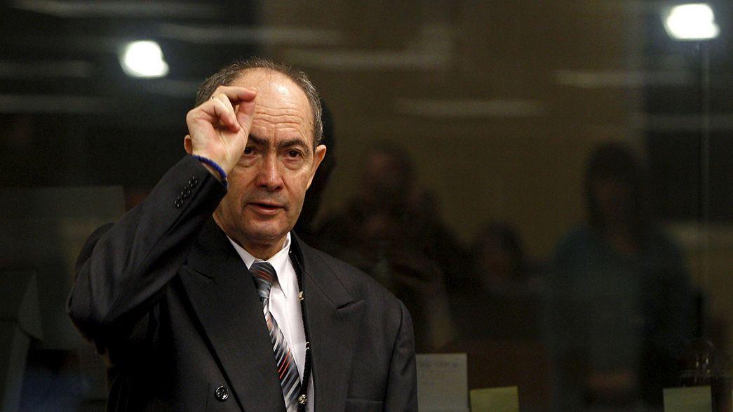 Jailed Bosnian Serb General Zdravko Tolimir dies in detention