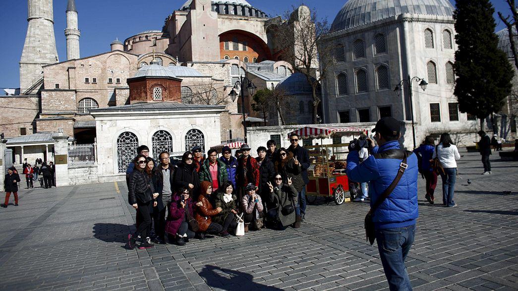 TUI registra un 40% menos de reservas turísticas en Turquía y un aumento en Grecia y España