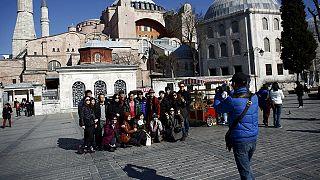 انخفاض حجوزات السياحة الى تركيا بنسبة 40%