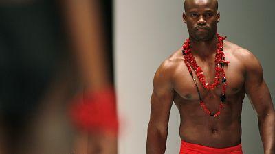 Afrique du Sud : 3e édition de la semaine de la mode masculine plombée par la chute du Rand