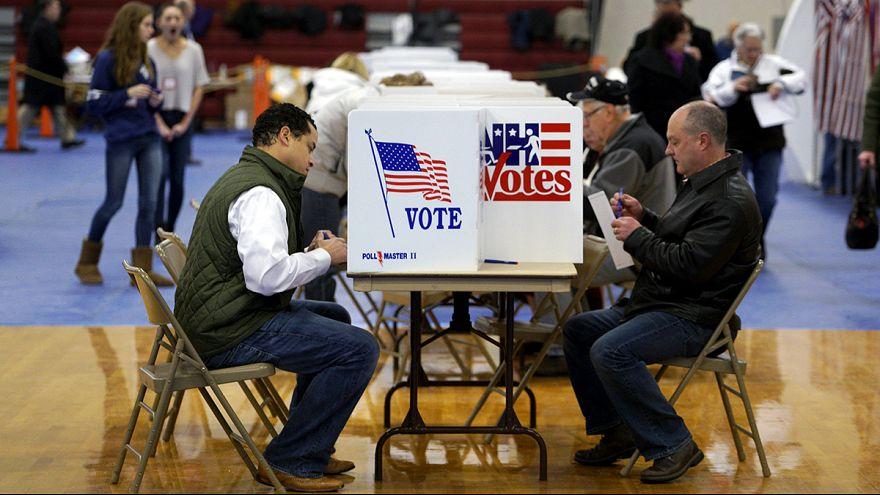 Primaires au New Hampshire : Donald Trump et Bernie Sanders condamnés à la victoire