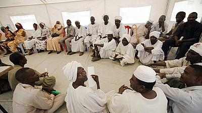 Voter registration in Darfur resumes
