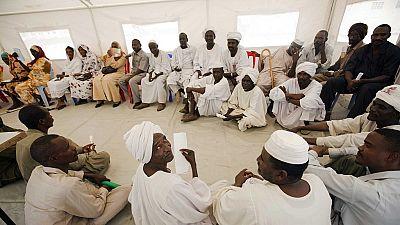 Voter registration in Darfur resumes