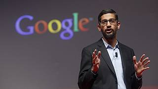 Google boss becomes highest paid CEO in US