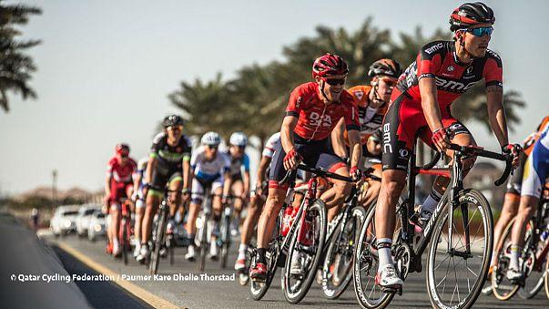 Katar Bisiklet Turu: 2. etap Kristoff'un