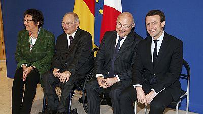 """Schäuble zum Euro-Finanzminister: """"Im Moment nicht ganz realistisch"""""""