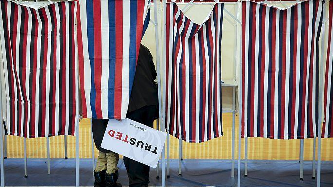 محاولات لاستمالة الناخبين في الانتخابات التمهيدية الأمريكية إلى آخر لحظة في نيوهامشير