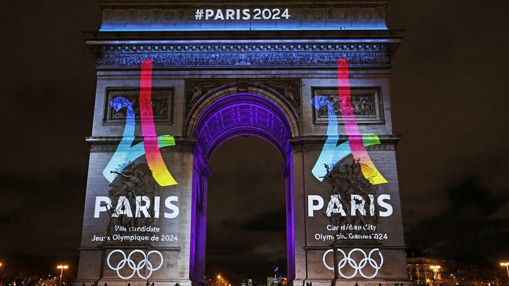Dia em cheio para a candidatura de Paris aos Jogos Olímpicos de 2024