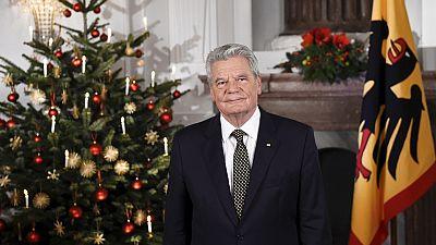 Nigeria hosts Germany's President