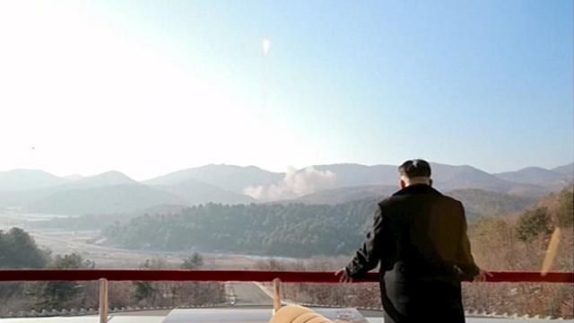 North Korea plutonium production resumed - US intelligence chief