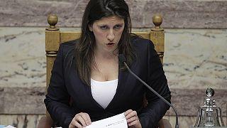 Ζωή Κωνσταντοπούλου: Έτσι έγινα πρόεδρος της Βουλής!