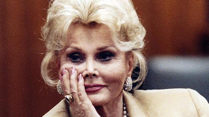 L'actrice Zsa Zsa Gabor hospitalisée d'urgence