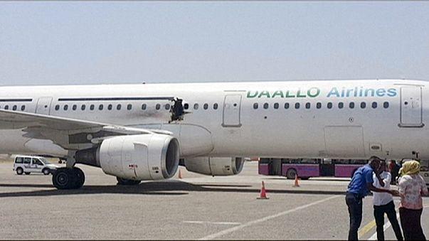 Somália: terrorista planeava explosão em avião turco