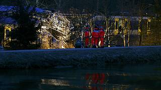 Human error may be to blame for Bavaria rail collision