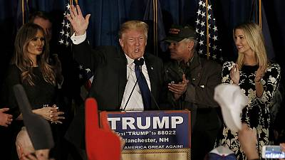 Primaires aux USA : Trump et Sanders vainqueurs dans le New Hampshire