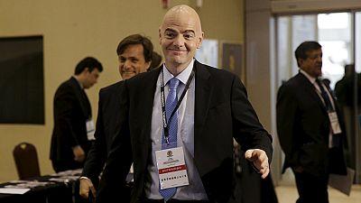 """Election à la FIFA : les clubs européens expriment leur """"sympathie"""" à Gianni Infantino"""