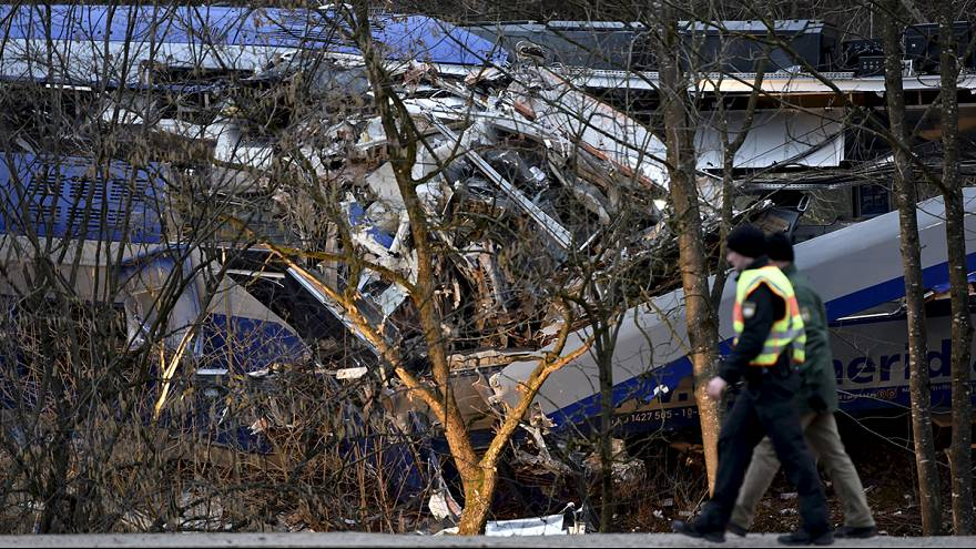 Final toll given of deaths and injuries in German train crash