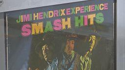 Jimi Hendrix's London flat opens to the public