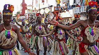 Haïti: le carnaval malgré tout