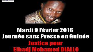 'Dead air' as Guinean media honours slain journalist El Hadj Diallo