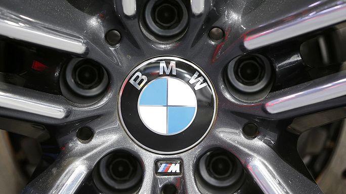 Урожайный январь для BMW
