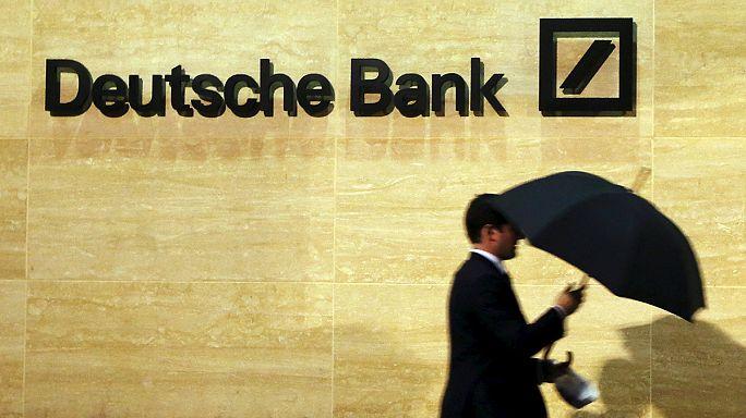 Deutsche Bank já perdeu 40% em bolsa este ano