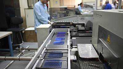 Solar energy boom in Egypt