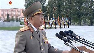North Korea 'executes' army chief, Seoul reports