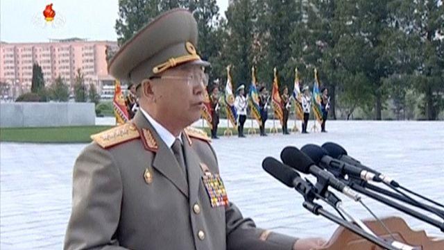 Corée du nord : exécution du chef d'état-major des armées