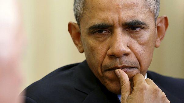 أوباما وخطة مكافحة الاحتباس الحراري المعلقة