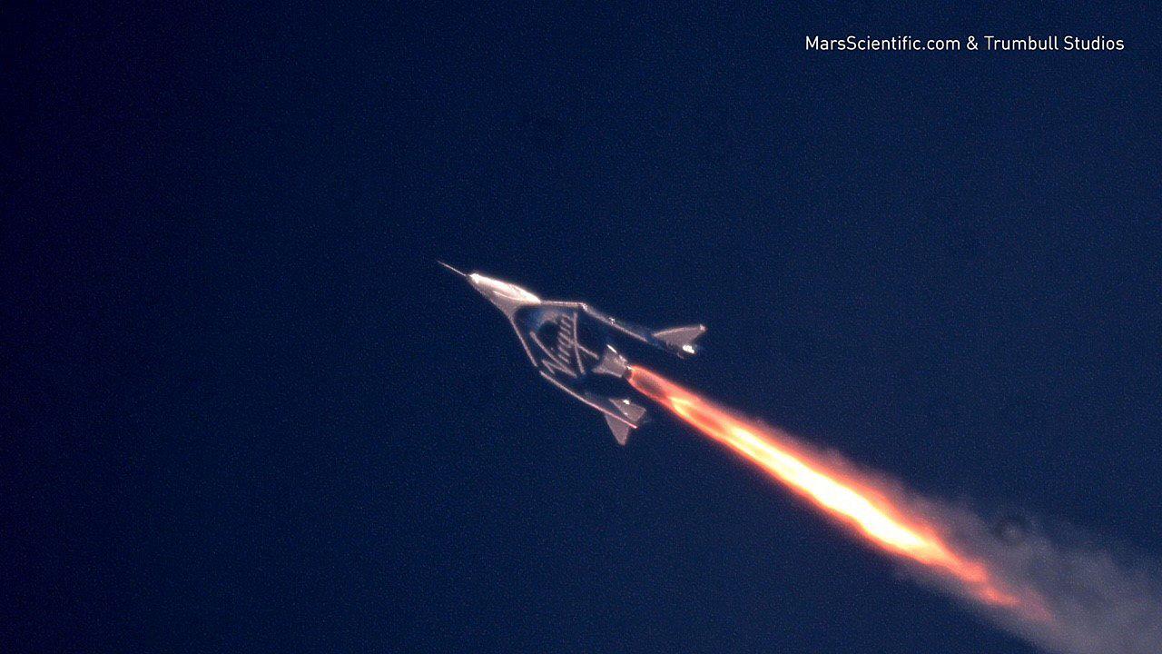Image: Virgin Galactic