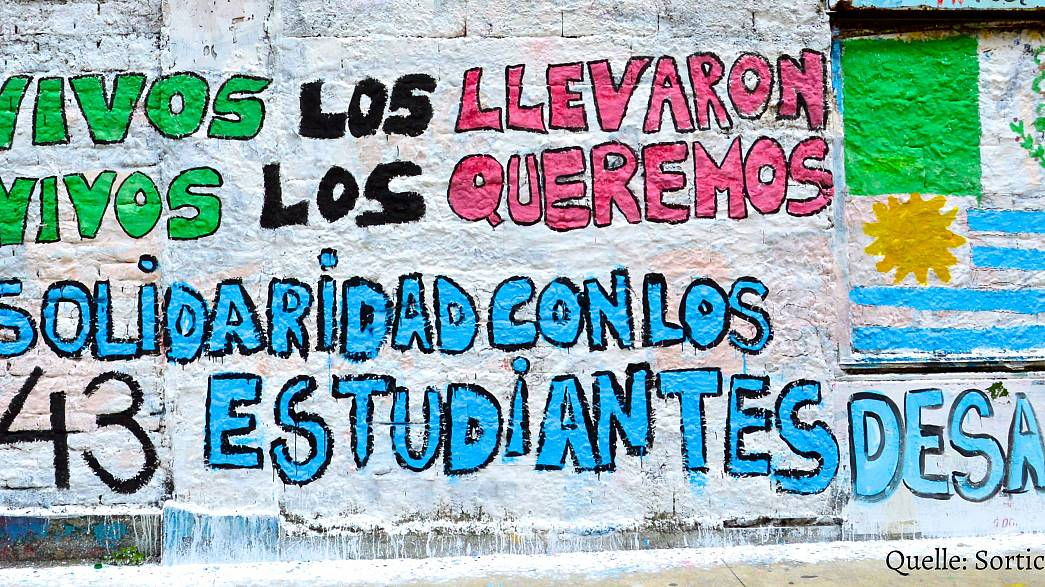 """Experten zur Entführung von 43 Studenten in Mexiko: """"Regierungsversion stimmt nicht"""""""