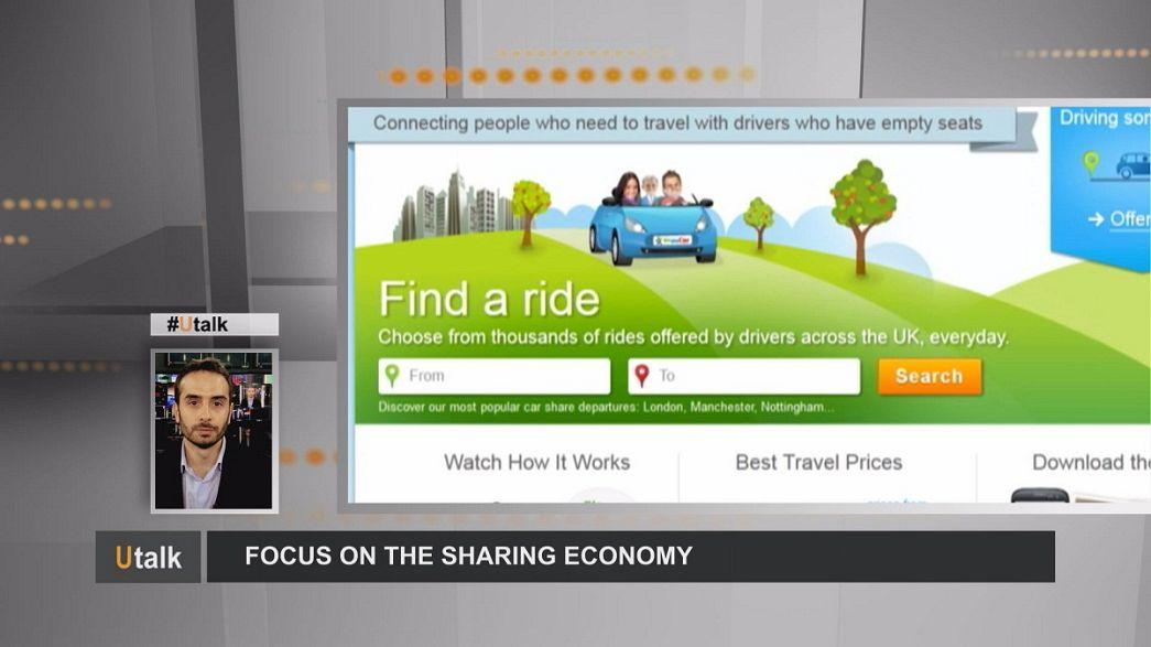 """""""Sharing economy"""": l'economia del futuro è condivisione"""